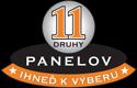 11 druhy panelov ihneď k výberu